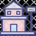 Marketplace Online Store Sale Icon