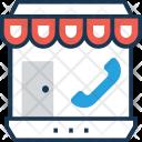 Shop Marketplace Online Icon