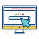 Search Engine Marketplace Icon