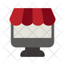 Online Store Black Friday Commerce Icon