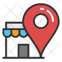 Marketplace Map Pointer Icon
