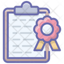 Marks Sheet Icon