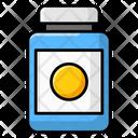 Marmalade Jam Jar Jam Container Icon