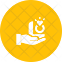 Marriage Diamond Ring Icon