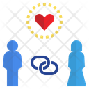 Marriage Love Engagement Icon
