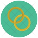 Marriage Engagement Ring Icon