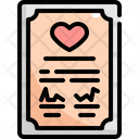 Marriage Wedding Love Icon