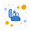 Engagement Married Marriage Icon