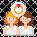Marriage Lesbian Icon