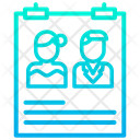 Poster Banner Wedding Banner Icon