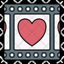 Video Moment Wedding Icon