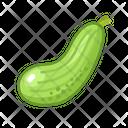 Marrow Vegetables Vegetarian Icon