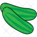 Marrow Squash Zucchini Icon