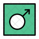 Mars Sign Astrology Icon