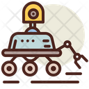 Mars Robot Space Robot Robot Icon