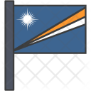 Marshall Islands Country Icon