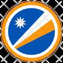 Marshall Island Country National Icon