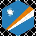 Marshall Islands Flag Icon