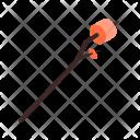 Marshmallow Roasted Icon