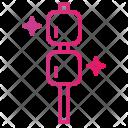 Marshmallow Sugar Candy Icon