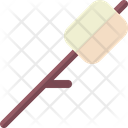 Marshmallow Candy Fluffy Icon
