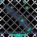 Martini Firearm Revolver Icon