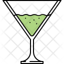 Martini Glass Cocktail Icon