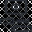 Mascara Eye Mascara Beauty Equipment Icon
