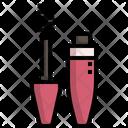 Mascara Eye Makeup Icon