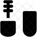 Mascara Wand Applicator Icon