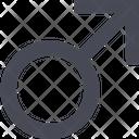 Male Symbol Man Icon