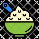Mashed Potato Soup Icon