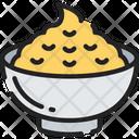 Mashed Potato Food Dinner Icon