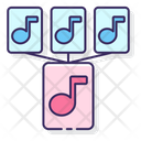 Mashup Combine Micup Icon