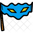 Mask Carnival Celebrate Icon