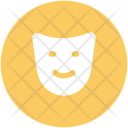 Mask Party Birthday Icon