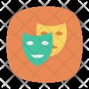 Drama Mask Sad Icon
