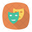 Drama Mask Sad Icon