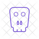 Mask Creepy Clown Icon