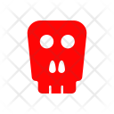 Mask Halloween Creepy Icon