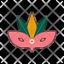 Mask Masquerade Face Icon