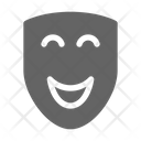 Mask Theatre Drama Icon