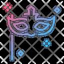 Mask Party Mask Eye Mask Icon