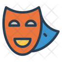 Face Mask Costume Icon