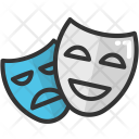 Mask Theater Face Icon
