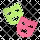 Mask Drama Emotion Icon
