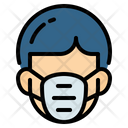 Mask Gas Face Icon