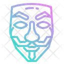 Mask Anonymous Guy Icon