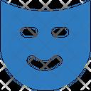 Media Mask Cinema Icon