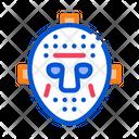 Halloween Mask Celebration Icon